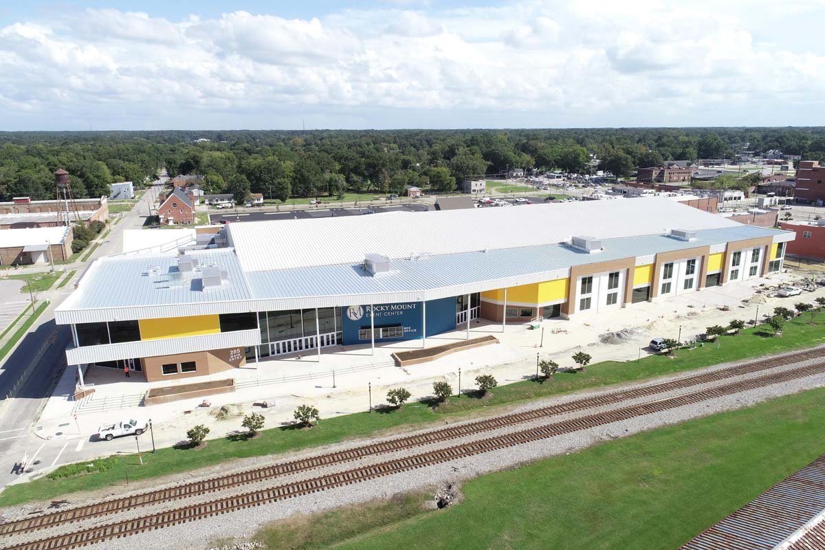 Rocky Mount Events Center - Rocky Mount, NC