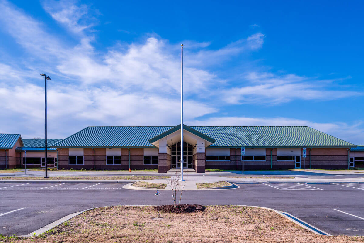 Swift Creek Middle School - Garner, NC